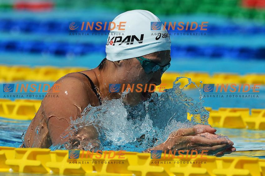 Satomi Suzuki Japan 200m Breaststroke Italy.Roma 16/6/2012 Foro Italico.Nuoto Swimming 49mo trofeo settecolli.Foto Andrea Staccioli Insidefoto