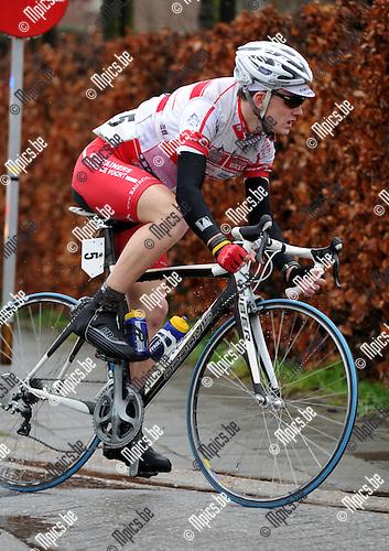 2011-02-26 / Wielrennen / seizoen 2011 / Jordy de Ryck..Foto: Mpics
