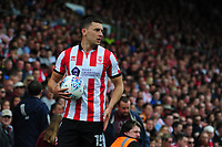 Lincoln City's James Wilson<br /> <br /> Photographer Chris Vaughan/CameraSport<br /> <br /> The EFL Sky Bet League Two Play Off First Leg - Lincoln City v Exeter City - Saturday 12th May 2018 - Sincil Bank - Lincoln<br /> <br /> World Copyright &copy; 2018 CameraSport. All rights reserved. 43 Linden Ave. Countesthorpe. Leicester. England. LE8 5PG - Tel: +44 (0) 116 277 4147 - admin@camerasport.com - www.camerasport.com