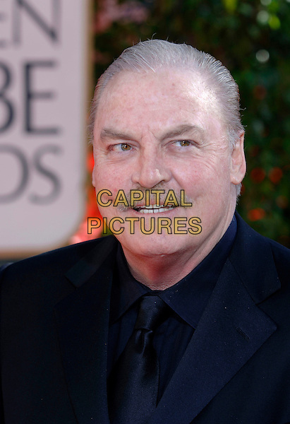 STACY KEACH.HFPA 63rd Golden Globe Awards at The Beverly Hills Hilton, Beverly Hills, California, USA..January 16th, 2006.Ref: PL .globes Stacey mustache facial hair headshot portrait.www.capitalpictures.com.sales@capitalpictures.com.©Phil Loftus/Capital Pictures