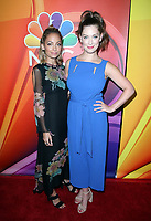 BEVERLY HILLS, CA - AUGUST 3: NIcole Richie and Briga Heelan at the 2017 NBC Summer TCA Press Tour at the Beverly Hilton Hotel in Beverly Hills , California on August 3, 2017. Credit: Faye Sadou/MediaPunch
