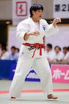 Ayumi Hori, September 14, 2014 - Judo : All Japan Junior Judo Championships Women's -78kg at Saitama Prefectural Budokan, Saitama, Japan. (Photo by Yusuke Nakanishi/AFLO SPORT) [1090]