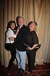 Hillary B. Smith, Jerry verDorn and Kim Zimmer at The One Life To Live Lucheon at the Hemsley Hotel in New York City, New York on October 9, 2010. (Photo by Sue Coflin/Max Photos)