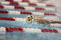 Michelle Uhlig (University of Michigan) competing in the 100 Butterfly at the 2008 Women's Big Ten Swimming and Diving Championships, held as the Ohio State University's McCorkle Aquatic Center. Feb. 21st-23rd, 2008. Three Meter Prelims...