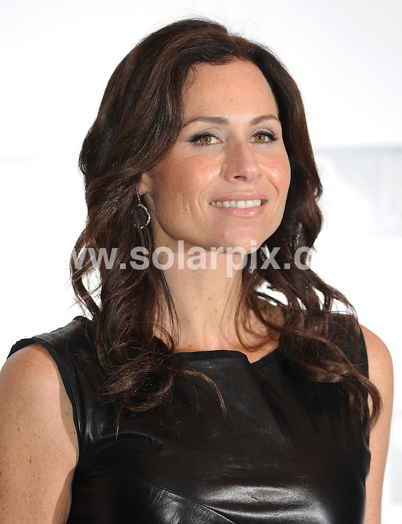 **ALL ROUND PICTURES FROM SOLARPIX.COM**                                             **WORLDWIDE SYNDICATION RIGHTS**                                                                                  Caption: Photo call for Conviction. Part of the BFI Film Festival Held at the Vue Cinema, Leicester Square, London, UK. 15 October 2010                                                                              This pic: Minnie Driver                                                                                             JOB REF: 12317 SSD       DATE: 15_10_2010                                                           **MUST CREDIT SOLARPIX.COM OR DOUBLE FEE WILL BE CHARGED**                                                                      **MUST AGREE FEE BEFORE ONLINE USAGE**                               **CALL US ON: +34 952 811 768 or LOW RATE FROM UK 0844 617 7637**