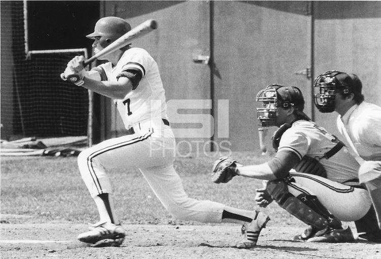 1984: Pete Stanicek.