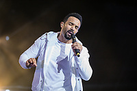 Craig David performing during his Following My Intuition Tour  at O2 London 250317 at the O2, London, England on 25 March 2017. Photo by David Horn.