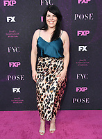 """09 August 2019 - West Hollywood, California - Alexis Martin Woodall. Red Carpet Event For FX's """"Pose"""" held at Pacific Design Center.   <br /> CAP/ADM/BT<br /> ©BT/ADM/Capital Pictures"""
