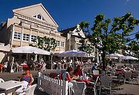 Deutschland, Cafe Niederegger in Travemünde