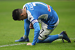 Jose Callejon of Napoli during the Coppa Italia match at Giuseppe Meazza, Milan. Picture date: 12th February 2020. Picture credit should read: Jonathan Moscrop/Sportimage