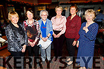 Enjoying the PROBUS An Riocht Christmas party in the Grand Hotel on Thursday night.<br /> L to r: Maureen Tiplady, Kathleen McGuire, Rita O'Connell, Patricia O'Mahoney, Kathleen O'Loughlan and Dawn Uí Conchuir.