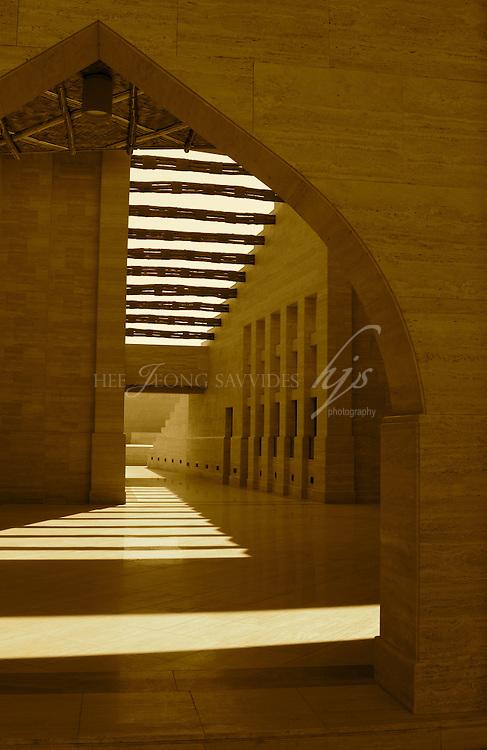 Amphitheater in Katara, the Cultural Village, West Bay, Doha, Qatar | Mar 10
