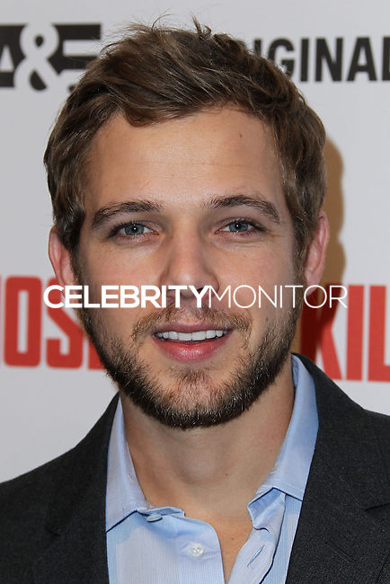 "HOLLYWOOD, LOS ANGELES, CA, USA - FEBRUARY 26: Max Thieriot at the Premiere Party For A&E's Season 2 Of ""Bates Motel"" & Series Premiere Of ""Those Who Kill"" held at Warwick on February 26, 2014 in Hollywood, Los Angeles, California, United States. (Photo by Xavier Collin/Celebrity Monitor)"