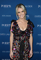 LOS ANGELES, CA - OCTOBER 9: Alice Eve, at Porter's Third Annual Incredible Women Gala at The Ebell of Los Angeles in California on October 9, 2018. Credit: Faye Sadou/MediaPunch