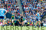 David Moran, Kerry during the GAA Football All-Ireland Senior Championship Final match between Kerry and Dublin at Croke Park in Dublin on Sunday.
