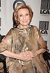 BEVERLY HILLS, CA - OCTOBER 24: Actress Cloris Leachman attends the Last Chance for Animals Benefit Gala at The Beverly Hilton Hotel on October 24, 2015 in Beverly Hills, California.