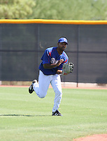 Joey Butler / Texas Rangers 2008 Instructional League..Photo by:  Bill Mitchell/Four Seam Images