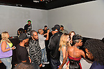MIAMI BEACH, FL - NOVEMBER 20: B.O.B real name Bobby Ray Simmons, Jr. and TJ Chapman attends his PRIVATE #UndergroundLuxury Listening Session at Haven on November 20, 2013 in Miami Beach, Florida. (Photo by Johnny Louis/jlnphotography.com)