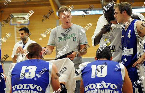 2011-08-20 / Basketbal / seizoen 2011-2012 / Bornem Basket / Guy Haerbos..Foto: Mpics