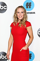 LOS ANGELES - FEB 5:  Danielle Savre at the Disney ABC Television Winter Press Tour Photo Call at the Langham Huntington Hotel on February 5, 2019 in Pasadena, CA.<br /> CAP/MPI/DE<br /> ©DE//MPI/Capital Pictures