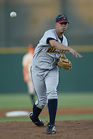 August 7 2004: Jamie Shields of the Bakersfield Blaze in action at The Epicenter in Rancho Cucamonga,CA.  Photo by Larry Goren/Four Seam Images