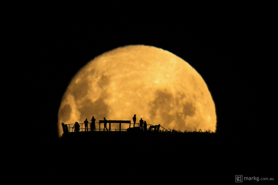 Winning image of the People and Space Category of the Astronomy Photographer of the Year 2013.<br />
