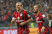 07.12.2014: Eintracht Frankfurt vs. SV Werder Bremen