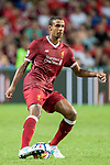 Liverpool FC defender Joel Matip in action during the Premier League Asia Trophy match between Liverpool FC and Leicester City FC at Hong Kong Stadium on 22 July 2017, in Hong Kong, China. Photo by Weixiang Lim / Power Sport Images