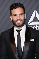 NEW YORK, NY - DECEMBER 5:  Jose Altuve at the 2017 Sports Illustrated Sportsperson Of The Year Awards at Barclays Center on December 5, 2017 in New York City. Credit: Diego Corredor/MediaPunch /NortePhoto.com NORTEPHOTOMEXICO