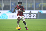 Franck Kessie of AC Milan during the Serie A match at Giuseppe Meazza, Milan. Picture date: 9th February 2020. Picture credit should read: Jonathan Moscrop/Sportimage