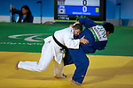 Rio Paralympic Games 2016. Judo day three, Friday September 10.