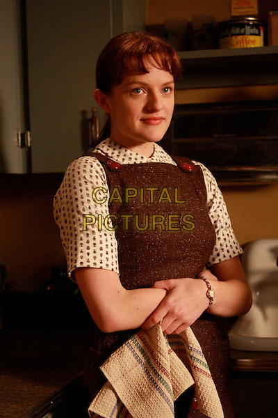 ELISABETH MOSS<br /> in Mad Men (Season 2)<br /> *Filmstill - Editorial Use Only*<br /> CAP/FB<br /> Image supplied by Capital Pictures