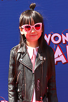 LOS ANGELES - MAR 10:  Zooey Miyoshi at the Wonder Park Premiere at the Village Theater on March 10, 2019 in Westwood, CA