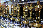 &quot; MEET THE OSCARS - An Exhibition of 50 Golden Statuettes &quot; Fifty Oscars, two statuettes that belonged to Hollywood legends, and one statuette for the public to hold will be on display at &ldquo;Meet the Oscars, New York&rdquo; at Times Square Studios in New York City beginning on Monday, February 12, at noon. The exhibition will remain open through Oscar&reg; Saturday, February 24.<br />