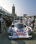 1985 1000 km of Hockenheim<br /> <br /> The 1985 Duschfrisch Trophy ADAC 1000 km<br /> <br /> World Sportscar Championship