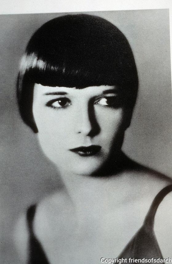 Technology: Louise Brooks, 1930.