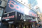 'School Of Rock' - Theatre Marquee