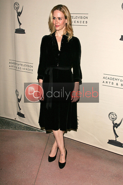Sarah Paulson<br />at &quot;An Evening With Studio 60 on the Sunset Strip&quot;. Leonard H. Goldenson Theater. North Hollywood, CA. 09-25-06<br />Dave Edwards/DailyCeleb.com 818-249-4998