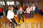 Enjoying the Sliabh Luachra Active Retired Network Tea Dance in An Riocht Castleisland on Sunday