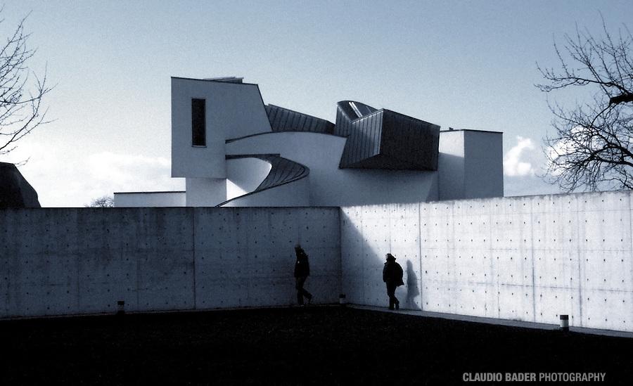Architektur, Modern, Vitra Design Museum, Weil am Rhein, Frank Gehry