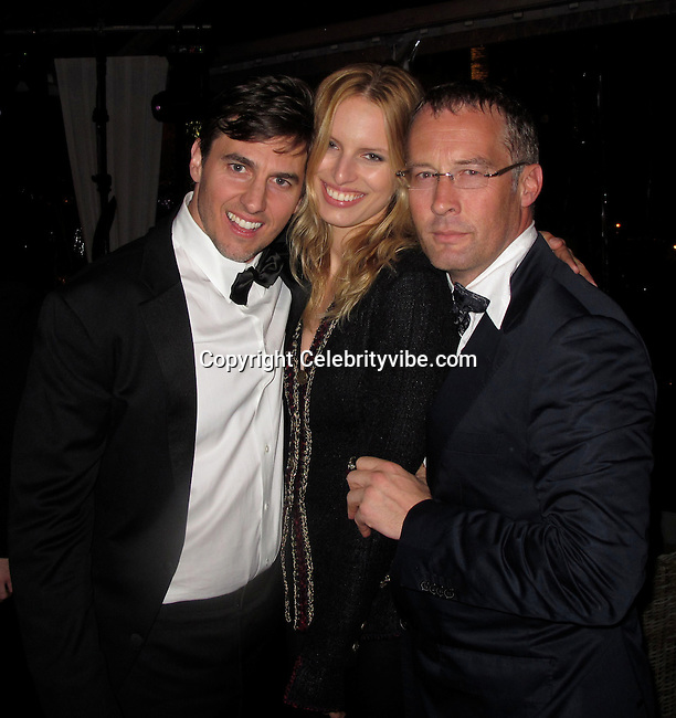 **EXCLUSIVE**.Wladimir Klitschko, Boxer, and Karolina Kurkova, Model..Wall Street: Money Never Sleeps Premiere Post Party - Inside..Cannes Film Festival..Villa in La Californie..Cannes, France..Friday, May 14, 2010..Photo ByCelebrityVibe.com.To license this image please call (212) 410 5354; or Email:CelebrityVibe@gmail.com ;.website: www.CelebrityVibe.com.