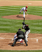 Washington, D.C. - April 2, 2007 -- Florida Marlins against the Washington Nationals on opening day at RFK Stadium in Washington, D.C. on April 2, 2007.  .Credit: Ron Sachs / CNP..