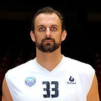 GRONINGEN - Basketbal, presentatie Donar, seizoen 20-17-2018, 30-10-2017,  Donar speler Drago Pasalic
