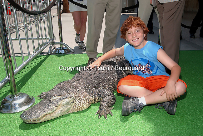 """Daryl Sabara -Spy Kids- at the premiere """" Crocodile Hunter: Collision Course """" at the Arclight Theatre in Los Angeles. June 29, 2002.           -            SabaraDaryl_SpyKids02.jpg"""