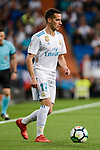 Real Madrid Lucas Vazquez during La Liga match between Real Madrid and Athletic Club at Santiago Bernabeu Stadium in Madrid. April 19, 2017. (ALTERPHOTOS/Borja B.Hojas)