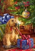 Marcello, CHRISTMAS ANIMALS, WEIHNACHTEN TIERE, NAVIDAD ANIMALES, paintings+++++,ITMCXM1820,#XA# ,fireplace