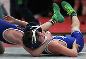 Division 2 District Wrestling at Linden, 2/13/16