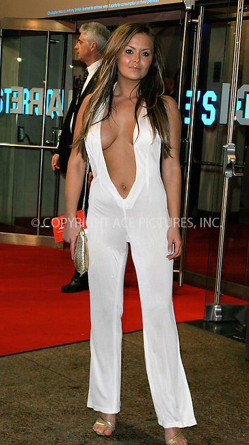 WWW.ACEPIXS.COM . . . . .  ... . . . . US SALES ONLY . . . . .....LONDON, FEBRUARY 22, 2005....Ebony at the UK premiere of Hitch held at Odeon Leicester Square.....Please byline: FAMOUS-ACE PICTURES-F. DUVAL... . . . .  ....Ace Pictures, Inc:  ..Philip Vaughan (646) 769-0430..e-mail: info@acepixs.com..web: http://www.acepixs.com