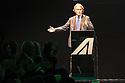 Luca Cordero di Montezemolo, Predident of Alitalia, attends at Alitalia Day, in Milan, May 19, 2016. &copy; Carlo Cerchioli<br /> <br /> Luca Cordero di Montezemolo, Presidente Alitalia, partecipa all'evento Alitalia Day, Milano 19 Maggio 2016.