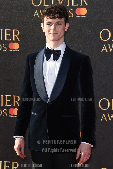Charlie Stemp at The Olivier Awards 2017 at the Royal Albert Hall, London, UK. <br /> 09 April  2017<br /> Picture: Steve Vas/Featureflash/SilverHub 0208 004 5359 sales@silverhubmedia.com